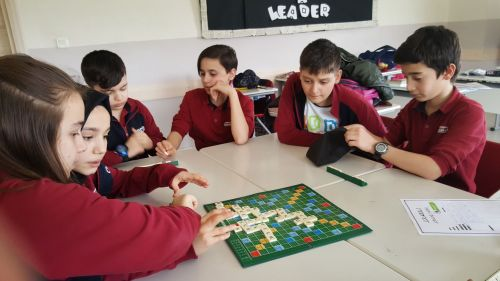 SCRABBLE CHAMPIONSHIP IS SOON…